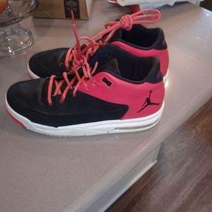 Nike Air Jordan Flight Origin 3 GG Black Pink Shoe